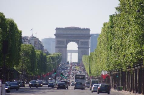 Arc de Triomphe ©JoyLovesParis