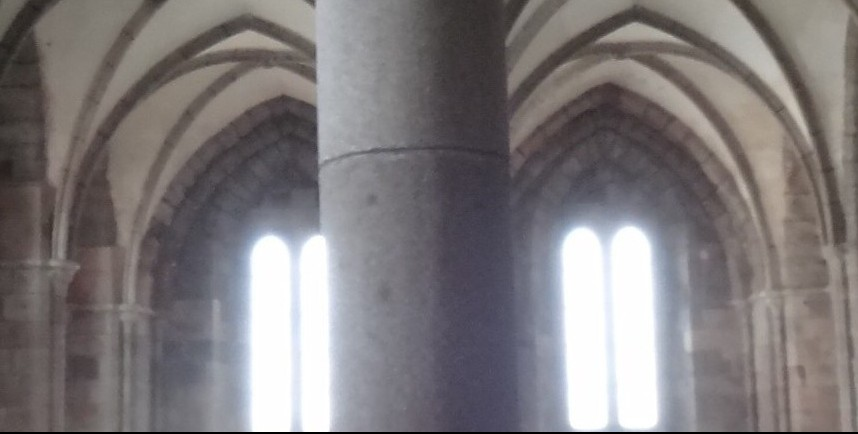 Abbaye de Mont Saint Michel ©JoyLovesParis