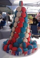 Macarons by JoyLovesParis for Bastille Day ©JoyLovesParis