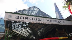 Borough Markets, London ©JoyLovesParis