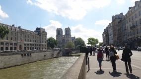 La Seine ©JoyLovesParis