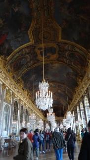 Room of Mirrors, Château de Versailles ©JoyLovesParis