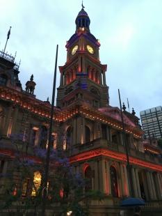 Sydney Town Hall ©JoyLovesParis